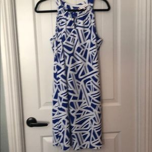 Jude Connally Lisa Keyhole Dress, Made in the USA
